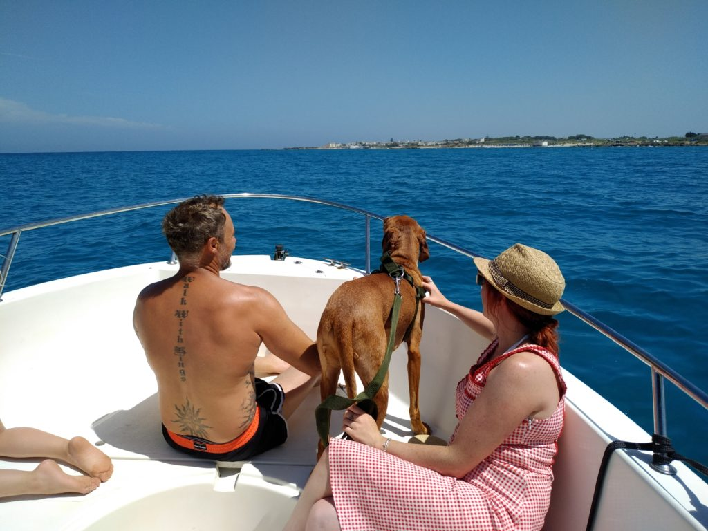 Vacanze pet friendly in puglia,salento